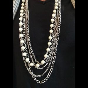 vintage costume Jewelry - Vintage heavy costume jewelry so many ways to wear